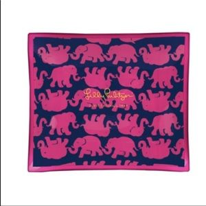 NWT  Lily Pulitzer Catch All Tray